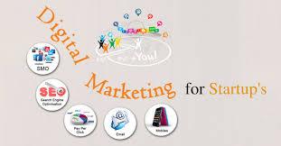 digital marketing solutions for startups