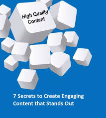 secrets to create high quality content