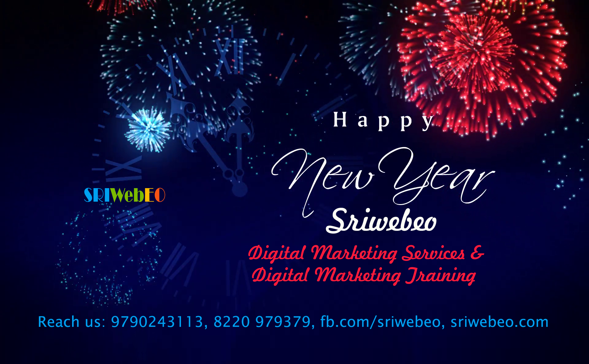 happy newyear 2019 digital marketing